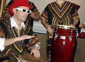 L'atelier de percussions