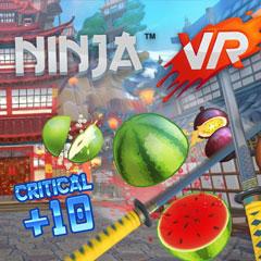 Fruit ninje le jeu de réflexe en version réalité virtuelle