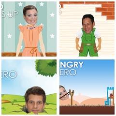 Exemple de visuels de jeu smartphone à personnaliser