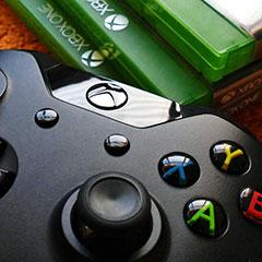 manette et jeux de xbox disponibles en location