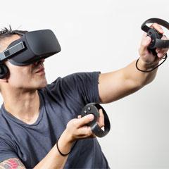 casque réalité virtuelle Oculus Rift pour l'événementiel digitale