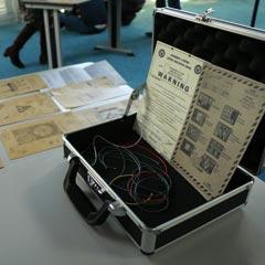 matériel pour l'animation de l'escape game digital