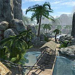 décors 3d pour l'animation en réalité virtuelle