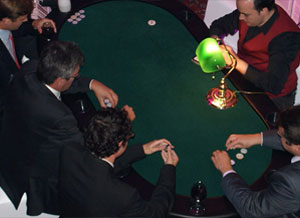 L'animation soirée poker pour entreprise