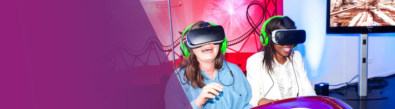 location de simulateur en réalité virtuelle