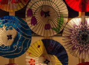 Décors de la soirée asiatique