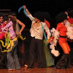 L'atelier théatre team du building chant et danse