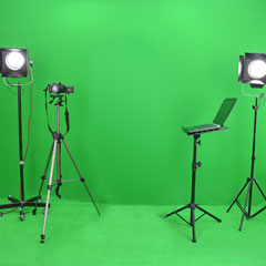 Studio de l'animation vidéo musicale